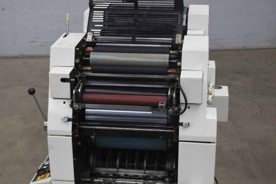 Ryobi Itek 3985 Two Color Offset Printing Press - 090920084750