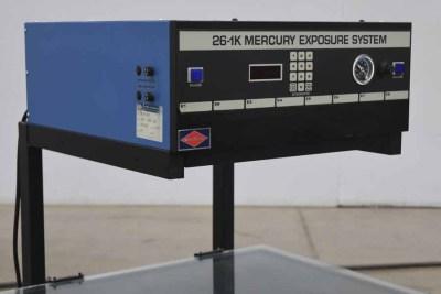 NuArc 26-1K Mercury Exposure System - 090920105030
