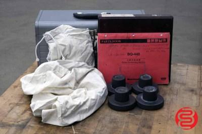 Horizon BQ-440 Four Clamp Perfect Binder - 091020015540