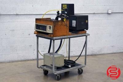 Nordson Microset Multiscan Hot Melt Unit - 091420115430