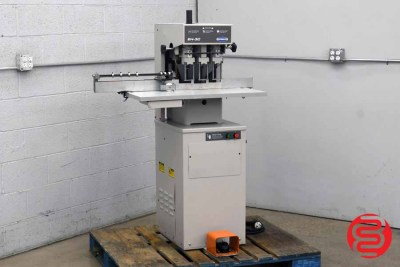 Challenge EH-3C Three Spindle Hydraulic Paper Drill - 091620102340
