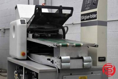 Glue-Folder 504 Self Mailer Machine - 091620012650