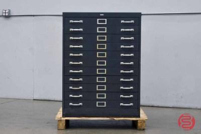 Cole Flat Filing Cabinet - 101420072220