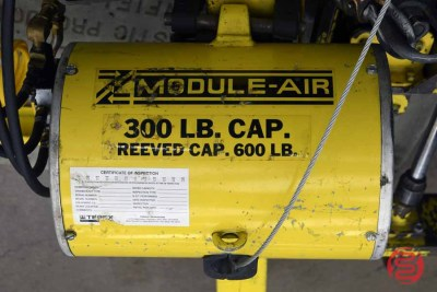 Module-Air 300lb Loading Crane - 102620074910