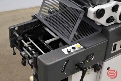 Hamada 665CD-C Printing Press - 102820120330