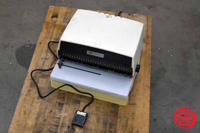 GBC 111PM-2 Electric Comb Paper Punch - 092820075750