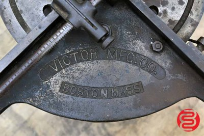 Victor MFG Slide Rule Cutter - 092920095920