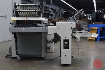 Baum 1320 Pile Feed Paper Folder - 111620120920