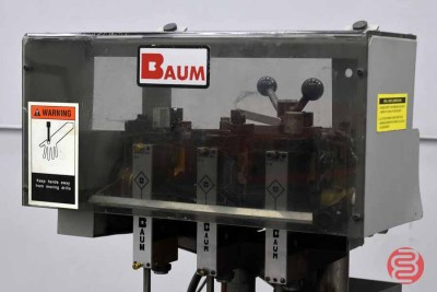 Baum ND5A 5-Spindle Paper Drill - 111220080110