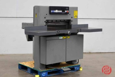 Challenge 305 MPC Hydraulic Programmable Paper Cutter - 111720012840