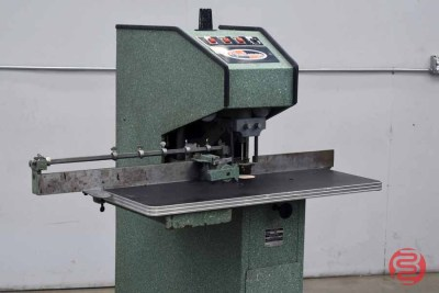 Challenge RKH Single Spindle Hydraulic Paper Drill - 111820090930