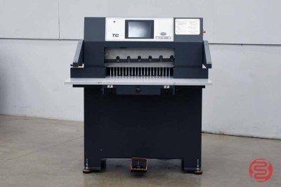 "Challenge Titan 265 26.5"" Hydraulic Programmable Paper Cutter - 112020082220"