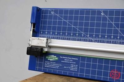 Fletcher F-60 Straight Line Cutter - 103020023510