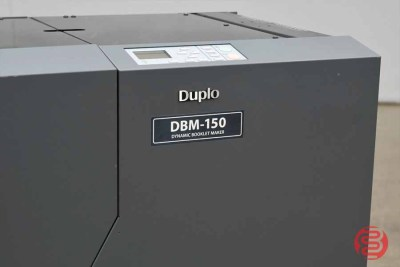 Duplo DBM-150 Dynamic Booklet Maker - 111920122750