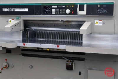 Itoh Robocut 115 FC Paper Cutter - 112020035810