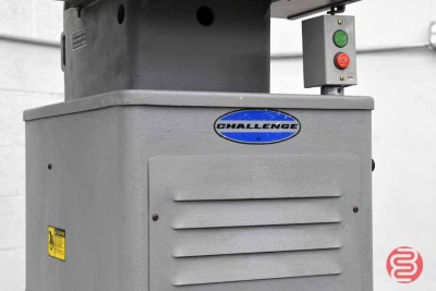 Challenge EH-3A Three Spindle Hydraulic Paper Drill - 121620101040