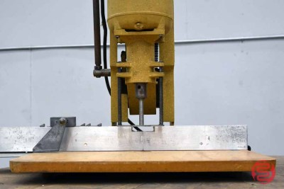 Challenge JO Tabletop Single Spindle Paper Drill - 121520121515