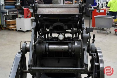 Chandler and Price Platen Press - 120320094010