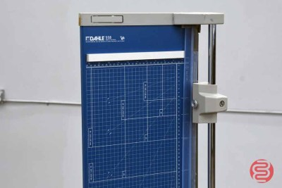 Dahle 558 Professional 51in Rolling Trimmer- 120720025340