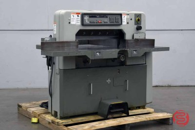 Polar 76 EM Programmable Paper Cutter - 120220115120