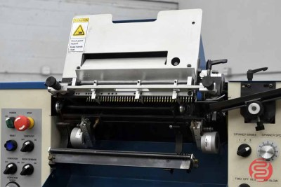 Spiel Sterling Coilmaster Jr. TS Automatic Coil Binding Machine- 113020101300
