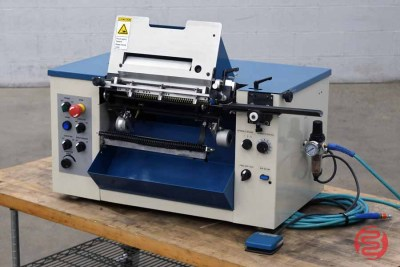 Spiel Sterling Coilmaster Jr. TS Automatic Coil Binding Machine- 113020110240