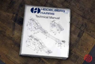 1996 Heidelberg Harris RIMA RS-2510S Book Stacker - 012821032330