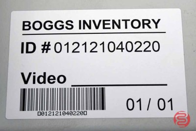 Clamco 1075 Rollbag Bagging System - 012121040220