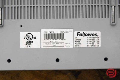 Fellowes Helios 30 Thermal Binding Machine - 011921011410