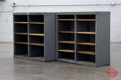 Foster Galley Tray Cabinet (Qty - 2) - 012721015310