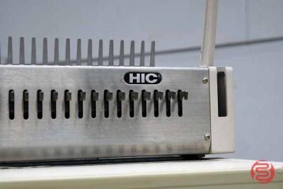 HIC GBC HPB-210 Punch and Bind Machine - 011821085930