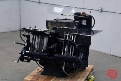Heidelberg Offset Printing Press - 010721084610