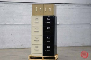 Multiple Drawer Metal File Cabinets - 012721115730