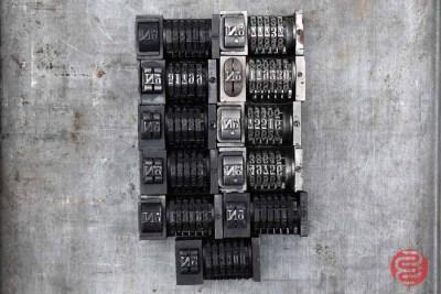 Numbering Machine (Qty -11) - 012821071720