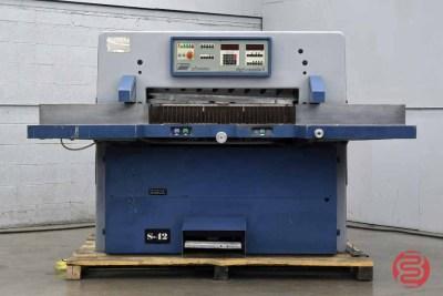 Pivano Paper Cutter Model S42 Digitomatic 3 - 010821111300