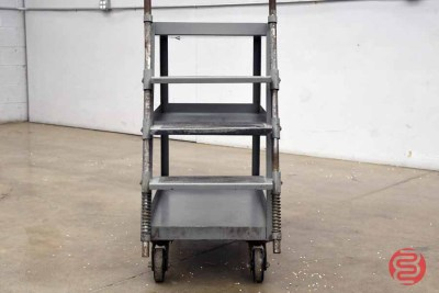Rolling Step Ladder Cart - 012521114250