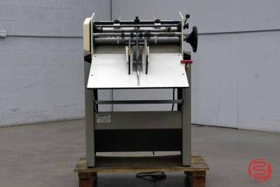 Rosback 220BV True Line Perf Slit Score Machine - 010921105920