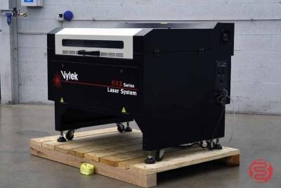 2004 Vytek FX2-3624 Laser Engraving System - 022221085620