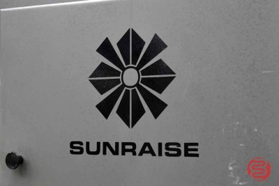 2008 Sunraise Super 12 SGC Business Card Slitter w/ Gutter Cut - 022521081440