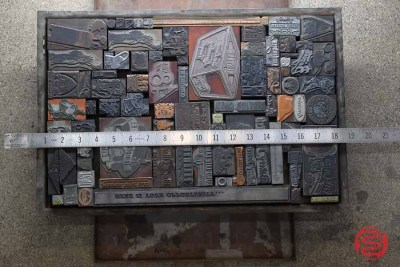 Antique Letterpress Blocks - 021221111520