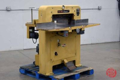 Challenge 230 MCPB Hydraulic Paper Cutter - 020321080800