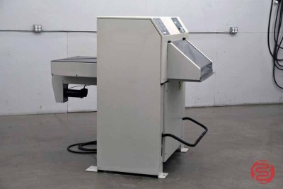 Challenge Titan 265 26.5in Hydraulic Programmable Paper Cutter - 021121103650