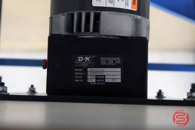 D & K Accu-Jog - 020421091040