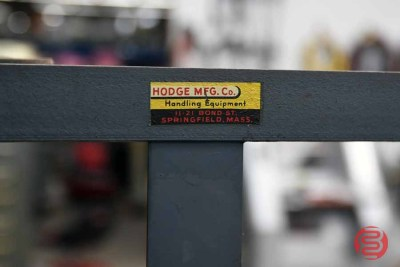 Hodge Handling Equipment Rolling Carts (Qty -2) - 020121012630