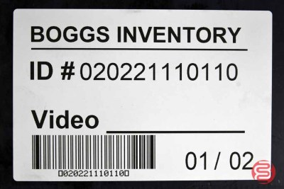 Hodge Handling Equipment Rolling Carts (Qty -2) - 020221110110