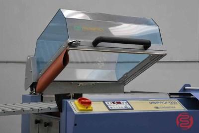 Italdibipack Dibipack 4255 EV Semi-Automatic Shrink Wrap Machine w/ Magnetic Hold Down - 020421083510