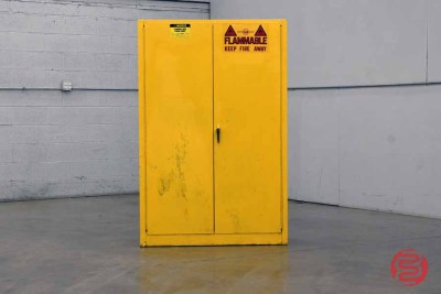 Justrite Flammable Liquid Storage Cabinet - 020221021130