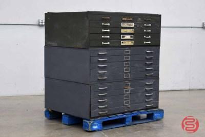 Letterpress Typekit Drawers Cabinet - 020821115440