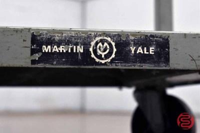 Martin Yale Quadracart Paper Bindery Cart - (Qty 2) - 020321092430