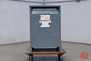 Sorgel 3 Phase Insulated Transformer - 020321024220